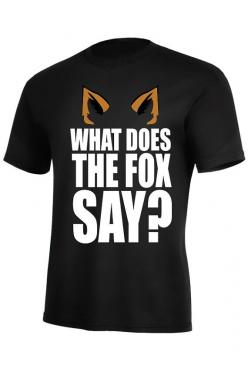 What Does The Fox Say T-Shirt Norweigian Music Video Youtube on Etsy, $14.99: Tshirts, Cant Stop Laughing, Norweigian Music, Christmas, Music Videos, Foxes, T Shirts