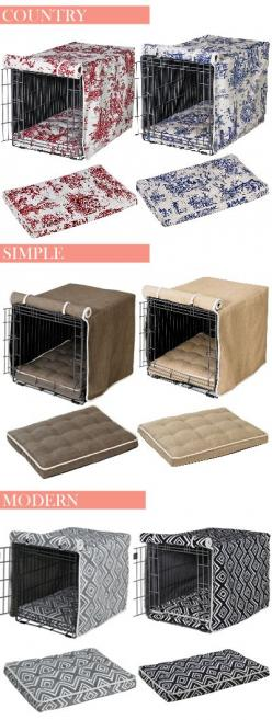 Whatever your style, find the crate cover and mattress to match your home decor at Felix Chien!: Miniature Schnauzer, Style, Dog Crate Cover, Crate Covers, Home Decor, Diy Crate Cover, Crates, Crate Cover Diy