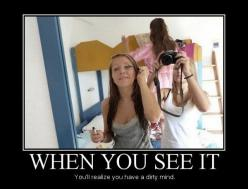When you see it // funny pictures - funny photos - funny images - funny pics - funny quotes - #lol #humor #funnypictures: Picture, When You See It, Dirty Mind, Funny Stuff, Humor, Funnies, Photo, Optical Illusion