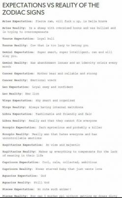 Zodiac signs: Horoscope Signs Funny, Funny Zodiac Signs Humor, Horoscope Zodiac Signs, Zodiac Signs Leo Funny, Zodiac Signs Funny, Funny Horoscope, Zodiac Signs Aquarius, Scorpio Zodiac Signs