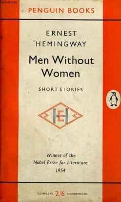 50) Men Without Women, Ernest Hemingway, 1927: Ernest Hemingway Books, Books Movies Music, Books Films, Books Books Books, Books I Must Read, Earnest Hemingway Books, Books 2006