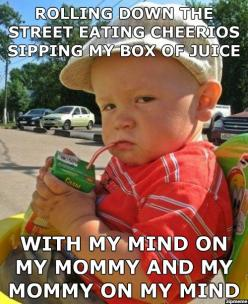 cracking up: Giggle, Quote, Funny Stuff, Humor, Funnies, Things, Kids, Baby