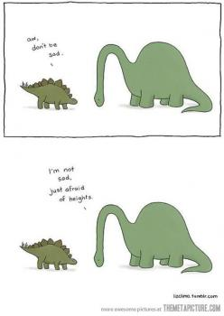 Don't be sad... - The Meta Picture: Giggle, Random, Funny Stuff, Humor, Dinosaurs, Funnies, Things, Smile