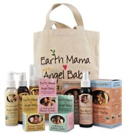 Earth Mama Angel baby Birth Baby full of organic goodies to take care of new mommies #EarthMama: Baby Products, Angel Baby, Earth Mama, Mama Angel, Angel Babies, Baby Gift, Baby Stuff