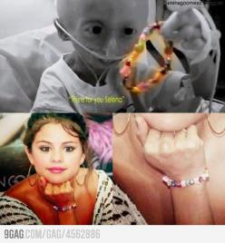 Faith in humanity: Restored: Selena Gomez, Awesome People, Things Selena, Friendship Bracelets, Beautiful Things, Hope