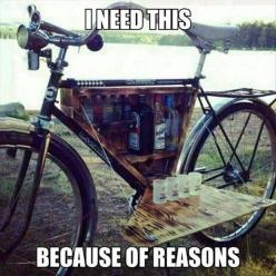 Funny Pictures Of The Day - 83 Pics: Ideas, Bicycles, Stuff, Awesome, Bike Bar, Funny, Things, Diy