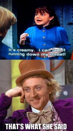 Ha!: Giggle, Funny Shit, Funny Stuff, Movie, Humor, Funnies, Willy Wonka