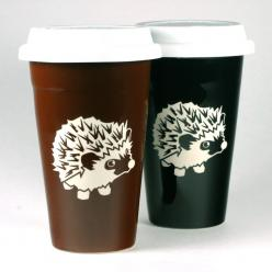 Hedgehog Travel Mug: Travel Mugs, Hedgehog Travel, Products, Hedgehogs