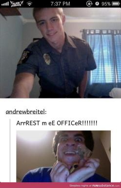 Im DYING: Hahahha That S, Police Officer, Laughs, Guy, Heart Stolen, I M Laughing, Funny Stuff, Hot Cops, So Funny