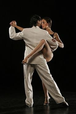 In My Dreans_Sigh_Tango_Gustavo and Gisela as Masters of Argentine Tango_A man who does this and wears kicker boots and cowboy hats, and takes you out to boot scoot too? Is it possible to have a man like that? Sigh. Oh yeah...mmmmm: Music, Posts, White, T