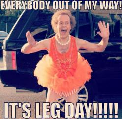 It's leg day!...move it. Squat rack , here I come!: Richard Simmons, Gym Humor, Fitness Humor, Funny, Fitness Motivation, Health, Legs Day, It S Leg, Workout