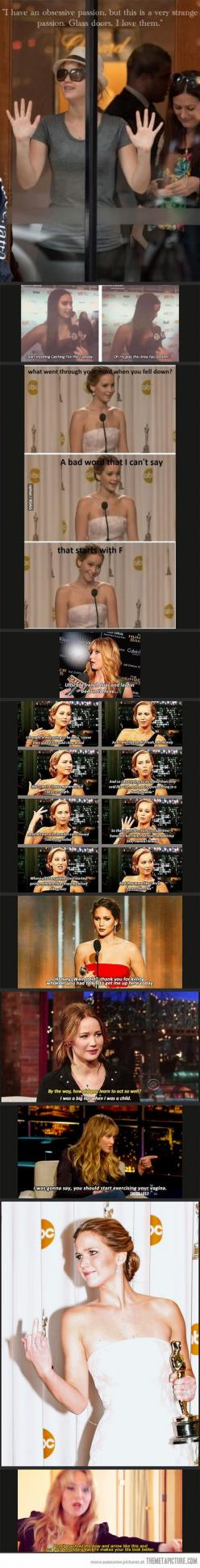 jennifer lawrence: Jennifer Lawerence, Giggle, Best Friends, Funny Stuff, Jenniferlawrence, J Law, Jennifer Lawrence