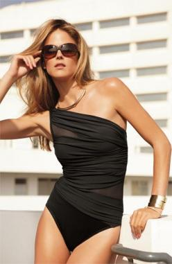 miraclesuit!  super cute: Bathing Suits, Style, One Piece Swimsuits, Onepiece, Swimwear, Bath