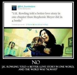people say that lily should have stayed with snape, but she didnt because she did not love him. he went down a path that she would not follow, and when he wanted to change, it was to late.: Solemnly Swear, Harrypotter, Truth, Book, Movie, So True, Harry P