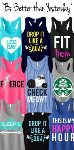 Pick Any 3 #WORKOUT / #Fitness Tank Tops & Get 15% OFF Bundle Deal -- By #NobullWomanApparel, for only $63.95! Click here to buy http://nobullwoman-apparel.com/collections/sale-special-deals/products/3-workout-fitness-tank-tops-15-off-bundle-workout: