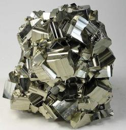 """Pyrite (Fool's Gold): carrying with it a masculine energy, this stone is a powerful booster of confidence, vitality, and action; promoting a """"can-do"""" disposition, this stone is excellent for overcoming one's fears and aiding in the manifestation of great"""