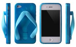 Sandal Styled iPhone 4 Case: Iphone Cases, Idea, Stuff, Styled Iphone, Flip Flops, Flop Iphone, Flip Flop, Iphone Cover