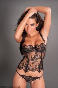 Sexy Black #lingerie Want the lingerie!: Lace Lingerie, Beautiful, Sexy Girls, Sexy Lingerie, Black Laces, Hot, Black Lingerie, Sexylingerie, Sexy Black