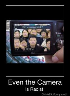 this is too funny.: Giggle, Smart Technology, Funny Shit, I M Laughing, Tech Fail, I M Asian, So Funny, Racist Camera, Asian Eyes