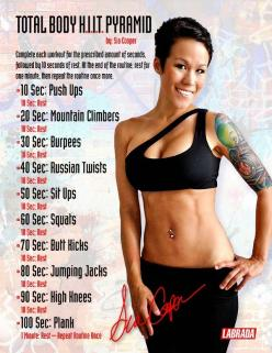 workout with fit mommy!: Fit Mommy, Fitness, Hiit Workout, Exercise, Total Body Workouts, Hiit Routine, Hiit Pyramid, Pyramid Workout, Body Hiit