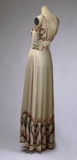 1930's French Dress in the Met.: 1930S, Style, Vintage Fashion, 1930 S French, Dresses, 1930 S Fashion, Fashion 1930 S