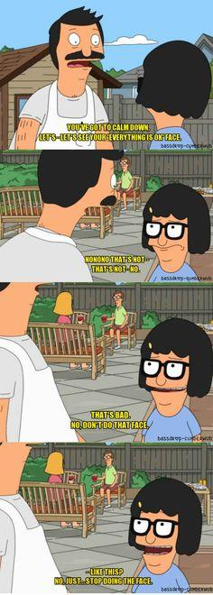 """31 Things """"Bob's Burgers"""" Can Teach You About Life, Family, And Butts - BuzzFeed Mobile"""