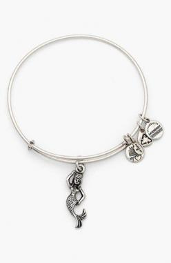 Alex and Ani 'Mermaid' Charm Expandable Bangle available at #Nordstrom.... Oh, damn. I'm in trouble with these things. I want this for my birthday: Alex And Ani Bracelet, Charm Expandable, Mermaids, Alex And Ani Bangles Bracelets, Ani Mermaid,