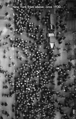 All I See It's Hats, Hats, Hats: Photos, Hats, Picture, Garment District, New York, Newyork, Photography, 1930