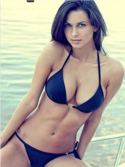 Brunette on the water. Sure, the air brushing could be better.: Girls, Sexy, Fitness, Beautiful Women, Bikinis, Beauty, Babes, Hot Girl, Photo