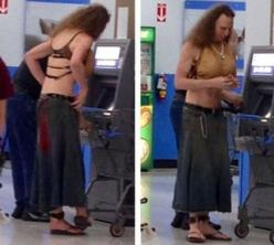 Classy people of Walmart Part 2 (newest entries 37 pics) - Seriously, For Real? - shop online:) http://www.AmericasMall.com: Walmartians, Crazy People, At Walmart, People Wear, Classy People, Walmart People, 37 Pics, Peopleofwalmart, People Of Walmart