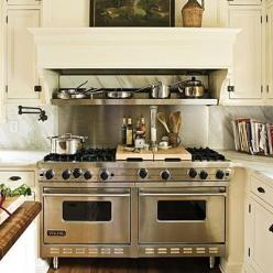 double stove: Kitchens, Idea, Dream House, Dream Stove