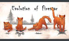 Evolution of Firestar