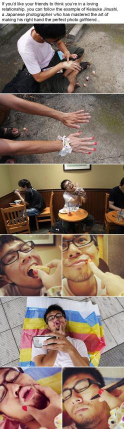 Forever alone lvl: Asian: Hand, Giggle, Funny Things, Girlfriend, Funny Stuff, Funnies, Smile, Random Stuff