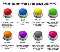 I would choose either blue, grey, and pink!: Press, Red, Stuff, Green, Writing Prompts, Random, Funny, Buttons, Yellow