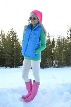 Neon...McKenna Bleu: Fashionable Winter, My Style Inspiration, Colorado Springs, Colorado Fashion, Fashion Inspiration, Fall Winter Outfit, Neon Fashionable, Neon Winter, Neon Snow