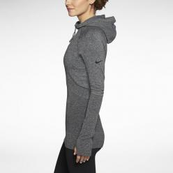 Nike Store. Nike Pro Hyperwarm Fitted Seamless Pullover Women's Hoodie: Fitted Seamless, Thin Hoodie, Women'S Hoodie, Discount Nike, Womens Hoodie, Nike Pro, Nike Hoodie