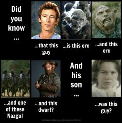 :O This BLEW my mind!!!! Once i saw this i remembered him from the behind the scenes of the Two Towers (cameras in middle earth) and then i felt felt bad for not recognizing him from behind the scenes for the hobbit!!!! He's Awesome!: Rings The Hobbit