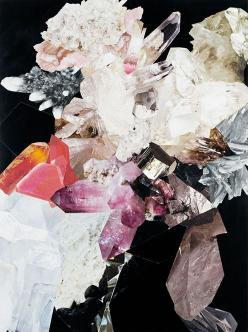 so beautiful: Crystals, Gems, Inspiration, Color, Mineral, Nicole Wermers, Art, Rock