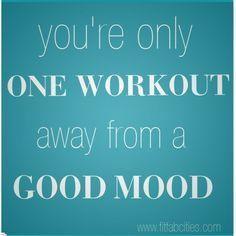Take each workout one day at a time.: Good Mood, Inspiration, Weight Loss, Quote, So True, Exercise, Fitness Motivation, Health, Workout