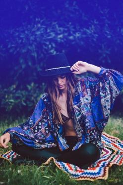 the cult of style: IMAGINARY BEINGS: Kimono, Fashion, Clothes, Hippie Style, Boho Hippie, Festival, Bohemian Style, Boho Style, Wear