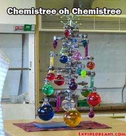 The joy I get from this cannot be put into words.<---I don't even like chemistry and I love this: Geek, Nerd, Stuff, Funny, Chemis Tree, Christmas Trees, Chemistry Christmas, Science