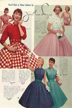 "1955 Lana Lobell catalog, ""Summer Symphony of Fashions,"" page 9 #1950s #fashion #vintage: Lobell Catalog, Lana Lobell, Fashion Vintage, Google Search, 1955 Lana, 50 S, Summer Symphony, 1950S Fashion"