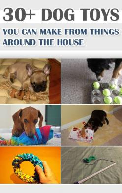 30+ Dog Toys You Can Make From Things Around the House: Dog Diy Toy, Diy Pet Toy, Dog Toy Craft, Diy Dog Toy, Diy Dog House, Diy Puppy Toy, Diy Dog Game, Diy Dog Craft