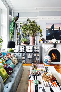 A fuego - AD España, © BELÉN IMAZ | I think this is definitely the same room as the last pic I pinned to this board.: Decor, Interior Design, Living Rooms, Idea, Dream, Livingroom, Interiors, Apartment, House