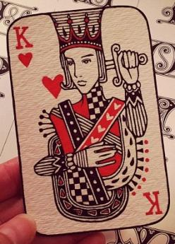 .: Carddeck Cardgame, Playingcards Carddeck, Card Art, Cardgame Cards, Face Cards, Cards By Audrey, Kawasaki Playingcards, Playing Cards, Idea Design