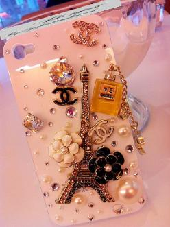 Chanel iPhone cover!: Iphone Cases, Style, Chanel Iphone, Phonecases, Cell Phone, Phone Cover, Accessories, Phones