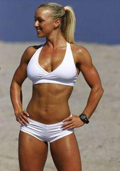 Clear body for girls