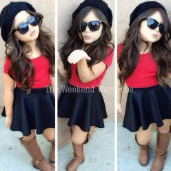 Cord is gonna look so adorable when we are out in public. Daddy daughter starbucks trips.: Fashion Kids, Girls, Babies, Style, Girl Fashion, Kids Fashion, Baby, Diva