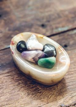 Crystal Collection - Wisdom: Insight Crystals, Wisdom, Crystal Mojobag, Products