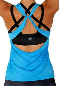 Cute workout clothes, cheaper than louloulemon